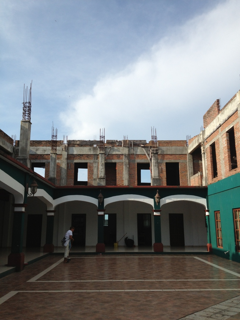 City Offices in Tututepec