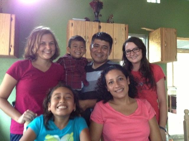 Mi familia Mexicana