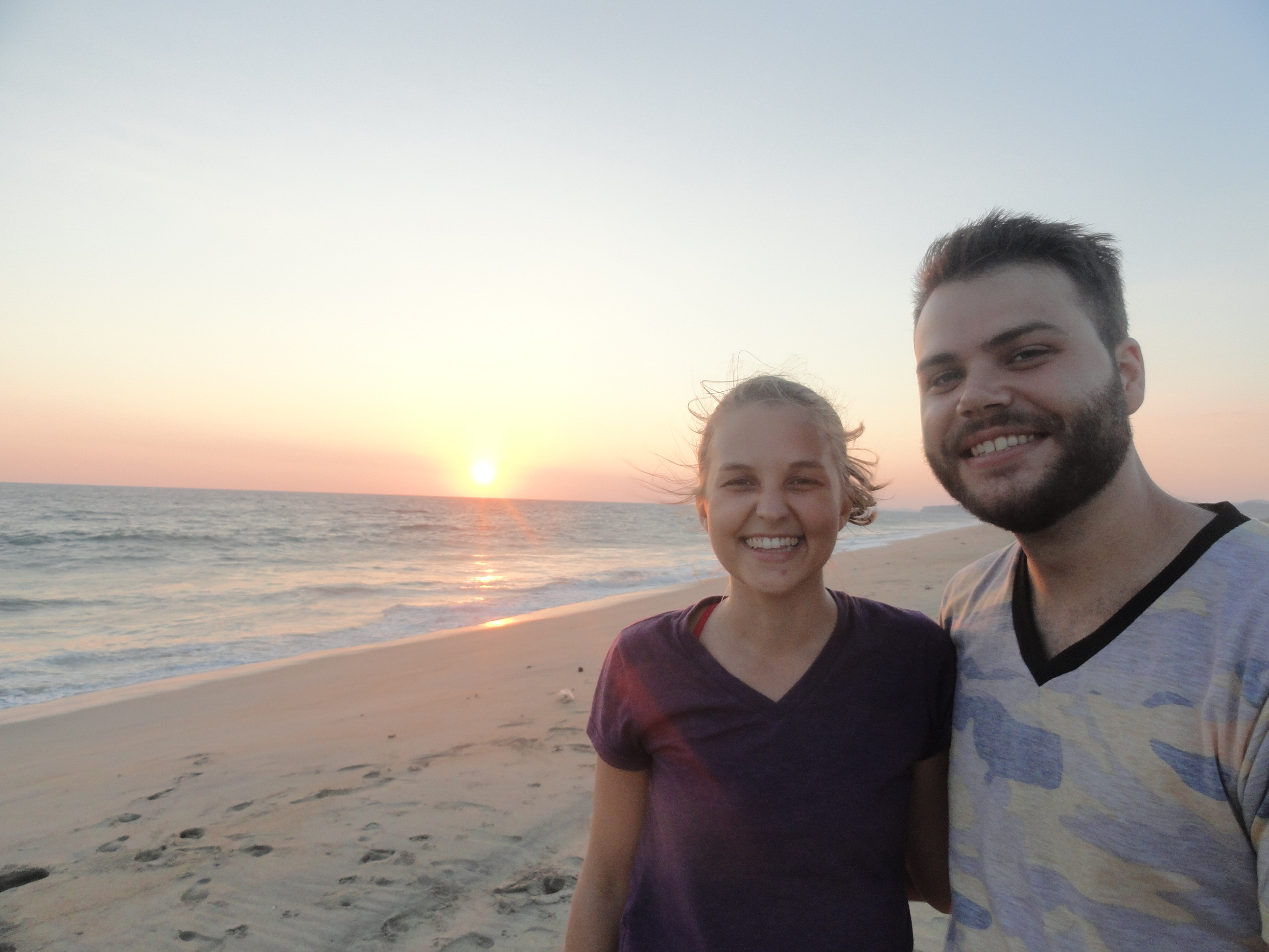 Sarah and Kevin